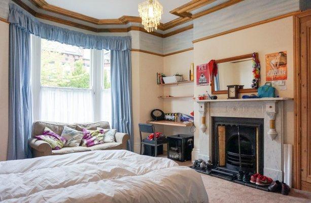 St Michaels Road, Headingley, Bedroom