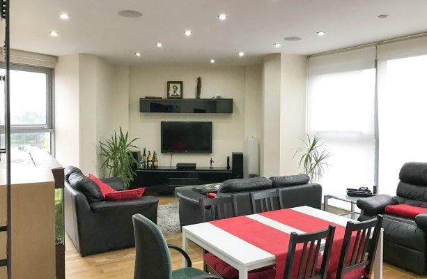 Leeds Road Harrogate Living Room