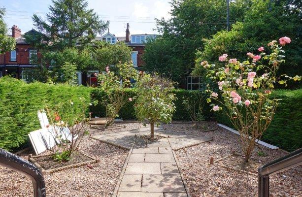Ash Grove, Hyde Park, Leeds - Garden