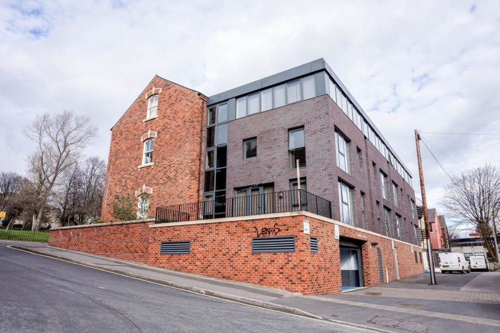 2 bed Student Flat in Leeds City Centre to let